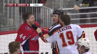 Hockeyfights Friday Fight (Two) Week Recap – February 8th, 2019
