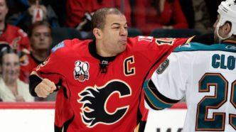 Top Ten Fights – Jarome Iginla