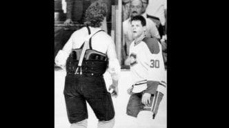 Canadiens Vs Flyers Media Overload 05.14.87
