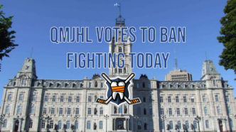 QMJHL (not Quebec government) will vote to ban fighting today