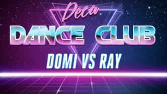 'Deca Dance Club' – Tie Domi vs Rob Ray
