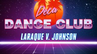 'Deca Dance Club' – Georges Laraque vs Matt Johnson