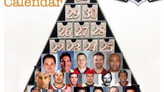 Enforcer Advent Calendar – December 21st – Donald Brashear