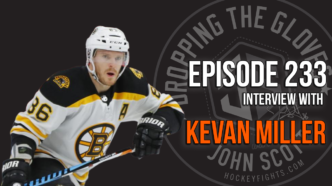 Dropping The Gloves Episode 233: An Interview with Kevan Miller