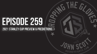 Dropping The Gloves Episode 259: 2021 Stanley Cup Preview & Predictions