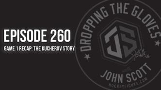 Dropping The Gloves Episode 260: Game 1 Recap: The Kucherov Story