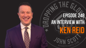 Dropping The Gloves Episode 248: An Interview With Ken Reid