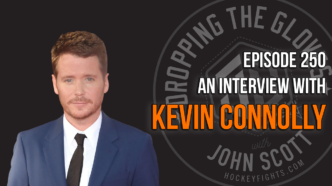 Dropping The Gloves Episode 250: Interview with Actor/Producer Kevin Connolly