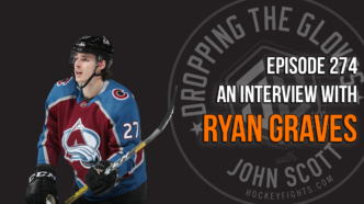 Dropping The Gloves Episode 274: Interview with Ryan Graves, New Jersey Devils