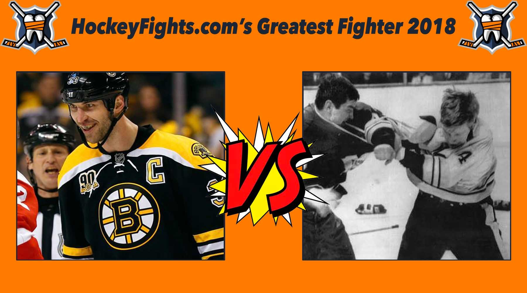 HockeyFights.com Fantasy Fighting Championship Bracket: Round Two – Day Four