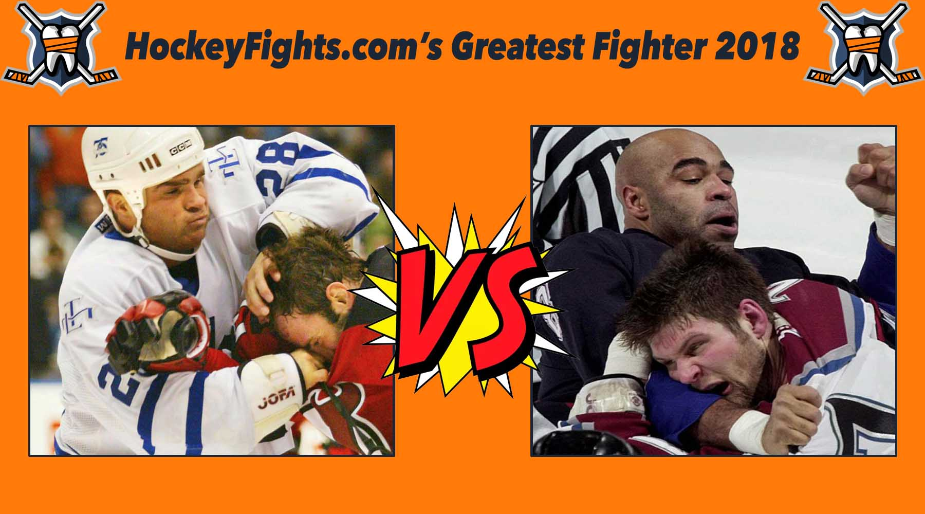 HockeyFights.com Fantasy Fighting Championship Bracket: Round One – Day Seven