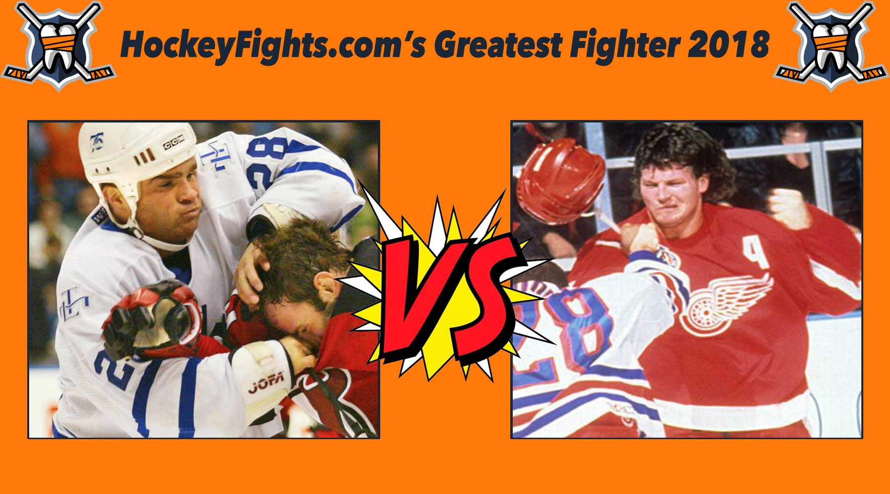 HockeyFights.com Fantasy Fighting Championship Bracket: The Final