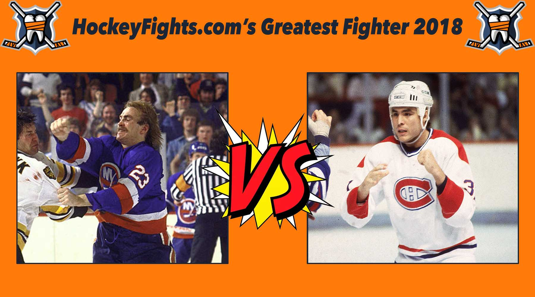 HockeyFights.com Fantasy Fighting Championship Bracket: Round One – Day Two