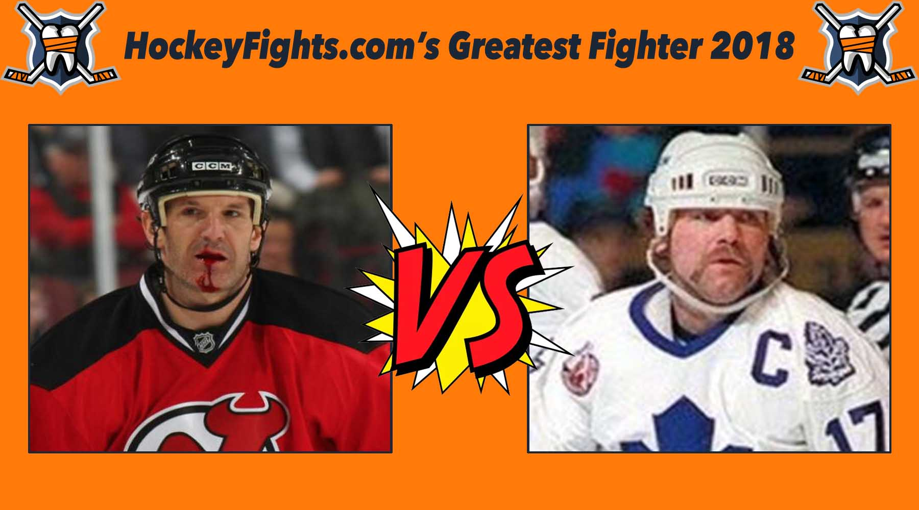 HockeyFights.com Fantasy Fighting Championship Bracket: Round One – Day Six