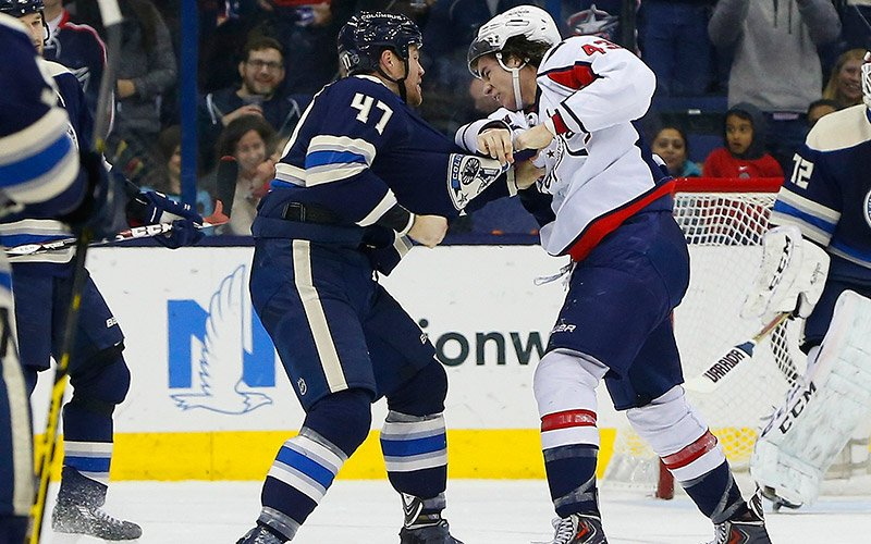 Jackets and Caps Complete Fight Hat Trick