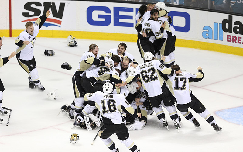 Pittsburgh Penguins, 2015-16 Stanley Cup Champs