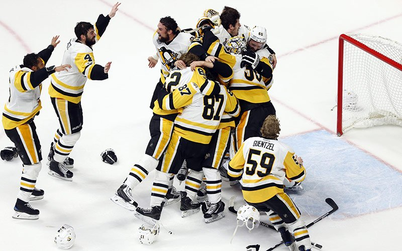Pittsburgh Penguins, 2016-17 Stanley Cup Champs